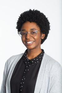 Ebony Morrison, Licensed Massage Therapist